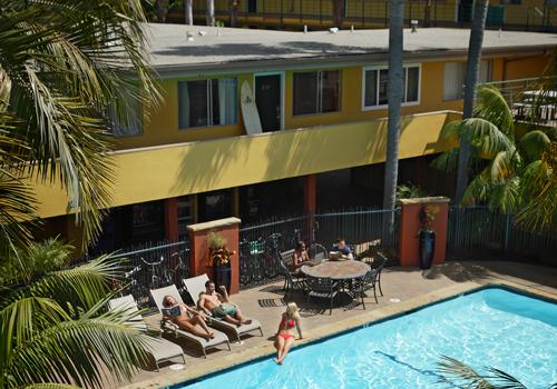Tropicana Gardens Residence Hall