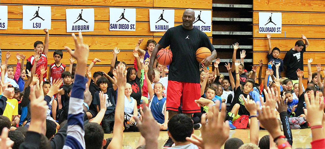Michael Jordan Flight School